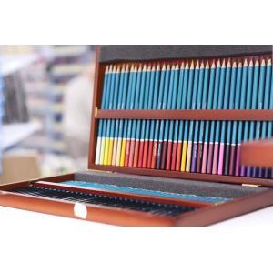 صندوق خشبى 72 لون خشب اكواريل مونت مارت