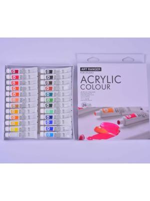 طقم اكريلك ٢٤ لون Art Ranger Acrylic Colour