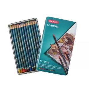 طقم ١٢ قلم الوان DERWENT ARTISTS