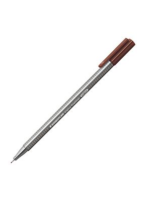 قلم فلومستر فاين لاينر ستيدلر 0.3 BROWN