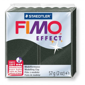 قطعة صلصال حرارى فيمو Effect black-907