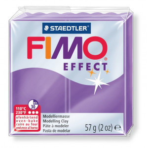 قطعة صلصال حرارى فيمو Effect Purple-604