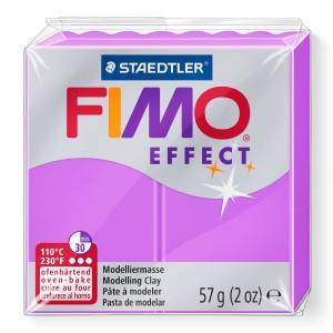 قطعة صلصال حرارى فيمو Effect Lilac- 607