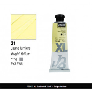 انبوابة زيت XL بيبيو 37 مللي -  31 Bright Yellow