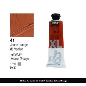 انبوابة زيت XL بيبيو 37 مللي - 41 Venetian Yellow Orange