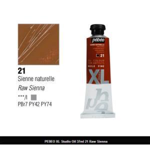 انبوابة زيت XL بيبيو 37 مللي - 21 Raw Sienna