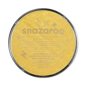 برطمان الوان وجه ميتالك SNAZAROO ELECTRIC GOLD 18ML