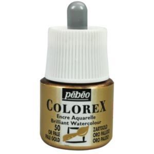 برطمان بيبيو كولوريكس مائي ٤٥ مللي Metallic Pale Gold-50