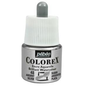 برطمان بيبيو كولوريكس مائي ٤٥ مللي Metallic Silver-48