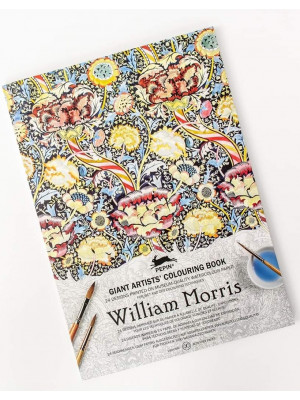 كتاب تلوين PEPIN Giant Artists' William Morris