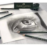 طقم ٦ قلم جرافيت CASTELL 9000