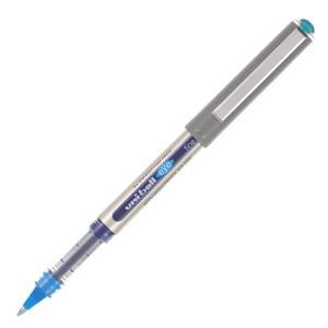 قلم يوني بول 157 FINE ROLLER BALL Light Blu