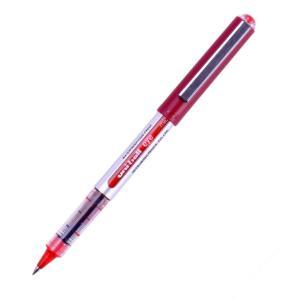 قلم يوني بول UB-150 Rollerball Red