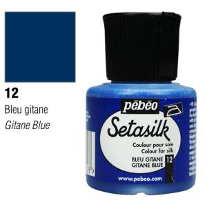برطمان الوان حرير بيبيو ٤٥ مللي  Gitane Blue