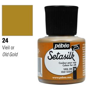 برطمان الوان حرير بيبيو ٤٥ مللي Old Gold