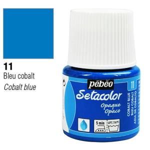 برطمان سيتاكولور 45ملليOpaque 45ml 11 Cobalt Blue