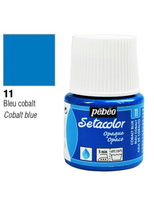 برطمان سيتاكولور ٤٥ ملليOpaque 45ml 11 Cobalt Blue