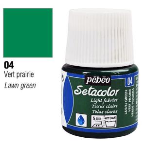 برطمان سيتاكولور 45ملليLight Fabrics 45ml 04 Lawn Green
