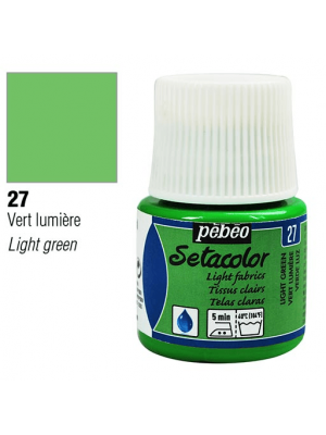 برطمان سيتاكولور Light Fabrics 45ml 27 Light Green