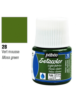 برطمان سيتاكولور ٤٥ ملليLight Fabrics 45ml 28 Moss Green