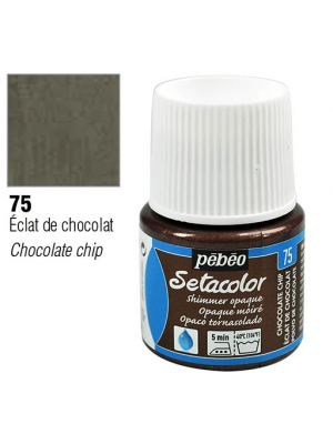 برطمان سيتاكولور ٤٥ ملليOpaque 45ml 75 Shimmer Chocolate Chip