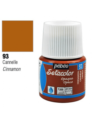 برطمان سيتاكولور ٤٥ ملليOpaque 45ml 93 Cinnamon