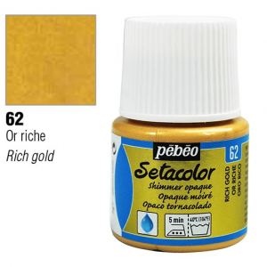 Opaque 45ml 62 Shimmer Rich Gold