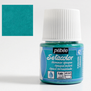 برطمان سيتاكولور 45ملليOpaque 45ml 42 Shimmer Turquoise