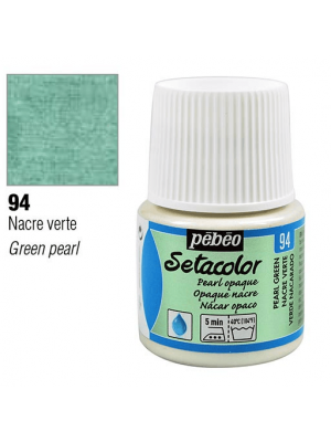 برطمان سيتاكولور ٤٥ ملليPearl Opaque 45ml 94 Pearl Green