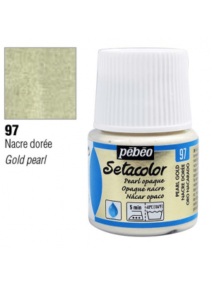 برطمان سيتاكولور ٤٥ ملليPearl Opaque 45ml 97 Pearl Gold