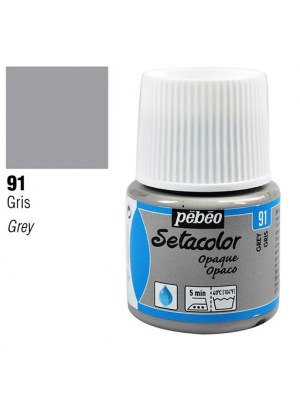برطمان سيتاكولور ٤٥ ملليOpaque 45ml 91 Grey