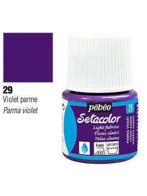 برطمان سيتاكولور ٤٥ ملليLight Fabrics 45ml 29 Parma Violet