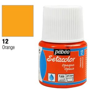 برطمان سيتاكولور 45ملليOpaque 45ml 12 Orange