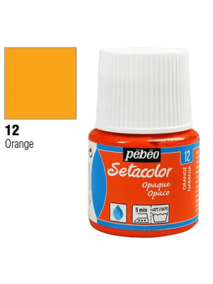 برطمان سيتاكولور ٤٥ ملليOpaque 45ml 12 Orange