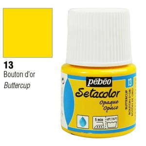 برطمان سيتاكولور 45ملليOpaque 45ml 13 Buttercup