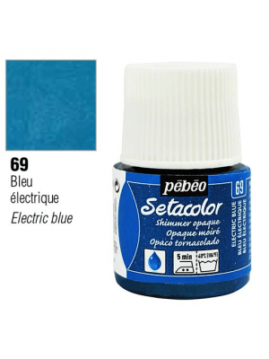 برطمان سيتاكولور ٤٥ ملليOpaque 45ml 69 Shimmer Electric Blue