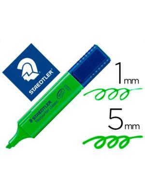 قلم فسفوري هايلايتر ستيدلر لون اخضر