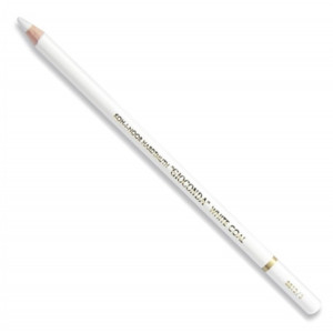 قلم فحم KOH-I NOOR GIOCONDA WHITE CHARCOAL 8812/3