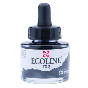 برطمان الوان مائيه إيكولين30 مللي Black700