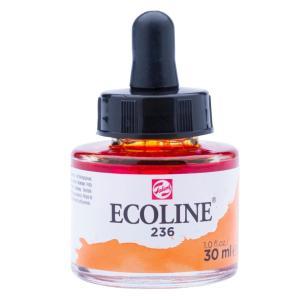 برطمان الوان مائيه إيكولين 30مللي Light Orange236