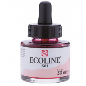 برطمان الوان مائيه إيكولين 30ملليPastel Red381