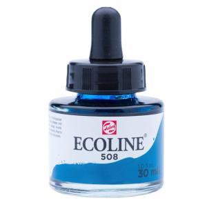 برطمان الوان مائيه إيكولين 30 ملليPrussian Blue508