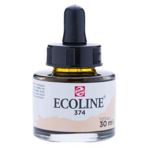برطمان الوان مائيه إيكولين 30 مللي Beige 374