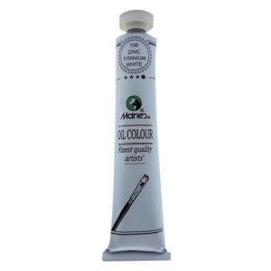 انبوابة زيت ماريز ٥٠ ملليTitanium White 106