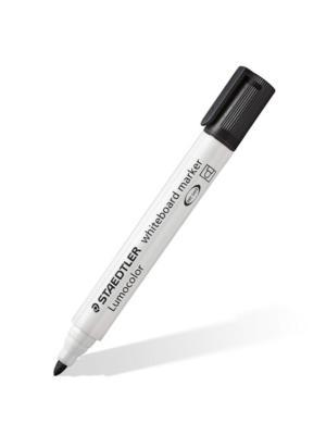 قلم سبورة ستيدلر اسود سن مدور