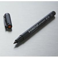 قلم ماركر ثابت ستيدلر اسود سن M