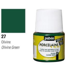 برطمان الوان بورسلين بيبيو ٤٥ مللي 27 Olivine Green