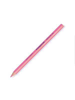 قلم رصاص الوان خشب نيون بينك  ستيدلر