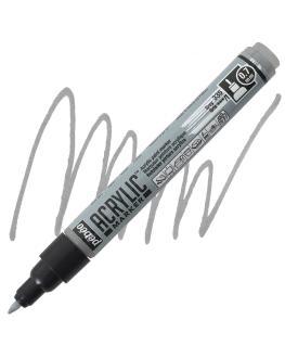 قلم اكريلك بيبيو Gray 0.7MM