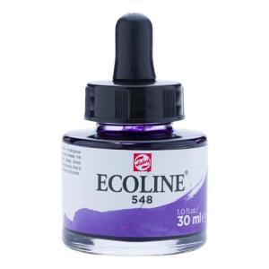 برطمان الوان مائيه إيكولين 30 مللي  Violet 548